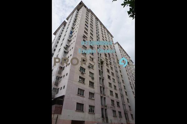For Sale Apartment at Pelangi Damansara, Bandar Utama Freehold Semi Furnished 3R/2B 105k