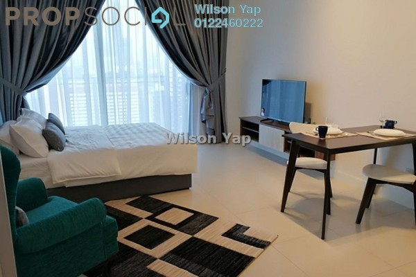 For Rent Serviced Residence at Nadi Bangsar, Bangsar Freehold Fully Furnished 0R/1B 2.8k