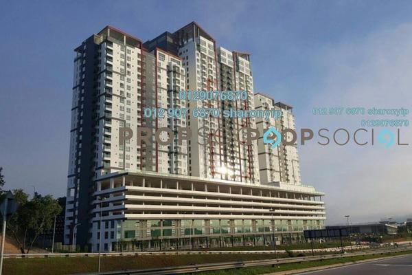 For Sale Condominium at Silk Residence, Bandar Tun Hussein Onn Freehold Unfurnished 3R/2B 440k