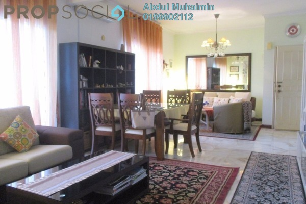 For Sale Condominium at DesaKu 2, Kemensah Freehold Semi Furnished 3R/2B 495k