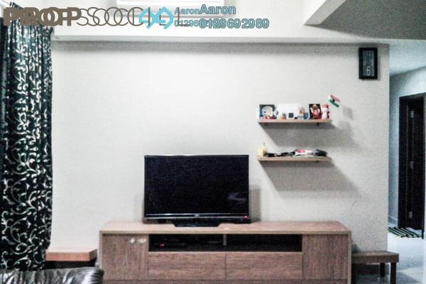 For Sale Serviced Residence at Regalia, Putra Freehold Fully Furnished 2R/3B 960k