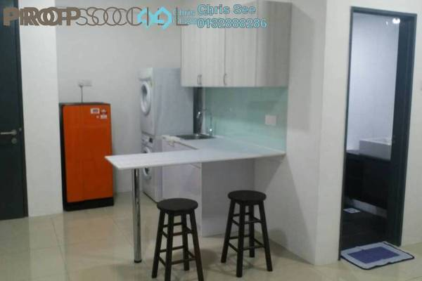 For Rent Condominium at V12 Sovo, Shah Alam Freehold Fully Furnished 2R/1B 1.3k