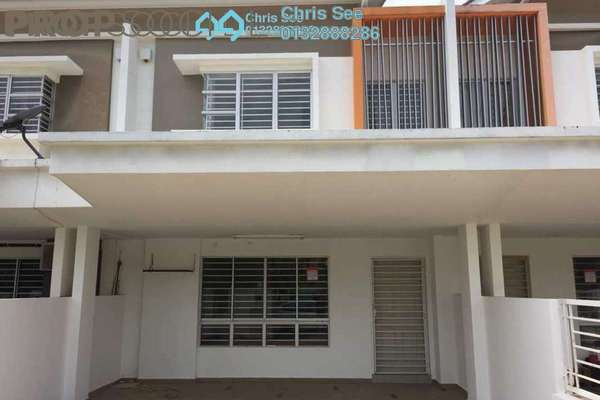 For Sale Terrace at Setia Indah, Setia Alam Freehold Unfurnished 4R/3B 715k