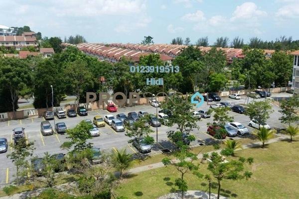 For Sale Condominium at Nilam Puri, Bandar Bukit Puchong Freehold Semi Furnished 3R/2B 430k
