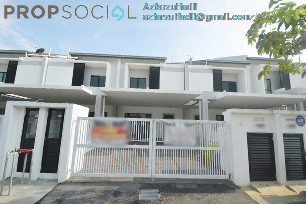For Sale Terrace at Delfina, Nilai Impian Freehold Unfurnished 4R/3B 530k