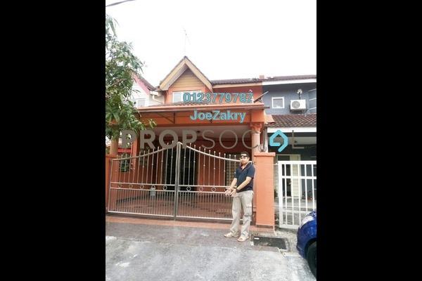 For Sale Link at Saujana Impian, Kajang Freehold Semi Furnished 4R/3B 475k