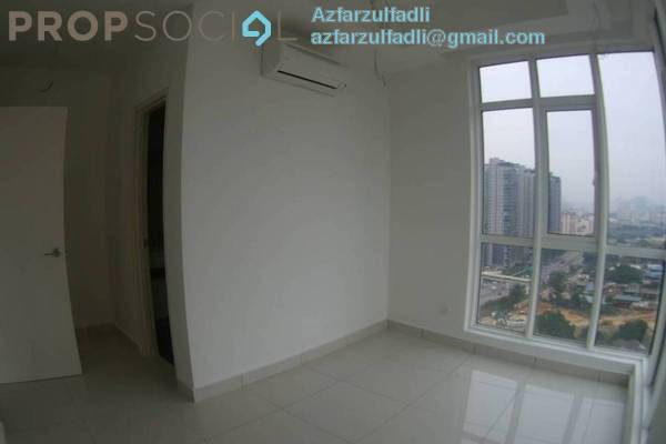 For Sale Apartment at Central Residence, Sungai Besi Freehold Semi Furnished 3R/2B 690k