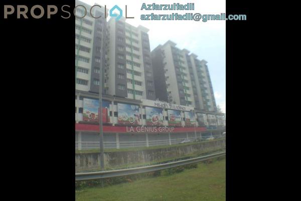 For Sale Apartment at Mewah 9 Residence, Kajang Freehold Unfurnished 3R/2B 290k