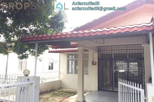 For Sale Terrace at Taman Seroja, Sepang Freehold Unfurnished 3R/2B 330k