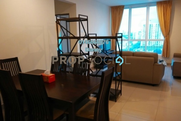 For Rent Condominium at The Loft @ ZetaPark, Setapak Freehold Fully Furnished 3R/2B 2.7k