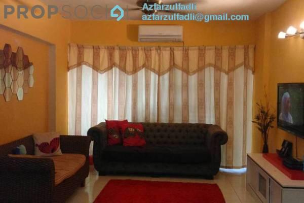 For Sale Condominium at Sentul Utama Condominium, Sentul Freehold Semi Furnished 3R/2B 365k