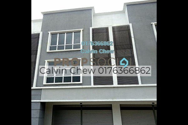 For Sale Shop at Desa Alam, Shah Alam Leasehold Unfurnished 0R/0B 1.01m