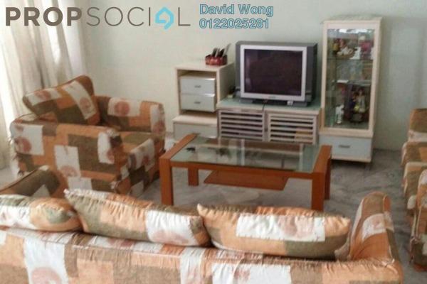 For Rent Terrace at SL8, Bandar Sungai Long Freehold Fully Furnished 4R/3B 1.2k