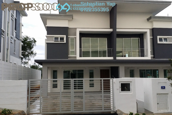 For Sale Semi-Detached at Ridgeview Residences, Kajang Freehold Unfurnished 4R/3B 1m