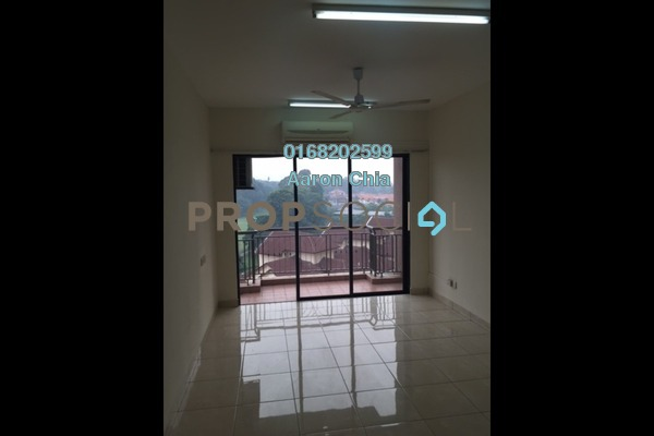 For Rent Condominium at Casa Indah 1, Tropicana Freehold Semi Furnished 2R/2B 2.2k