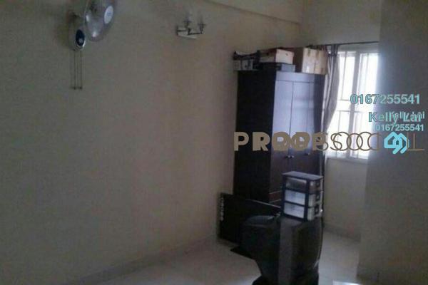 For Sale Condominium at Vista Mutiara, Kepong Leasehold Semi Furnished 3R/2B 430k