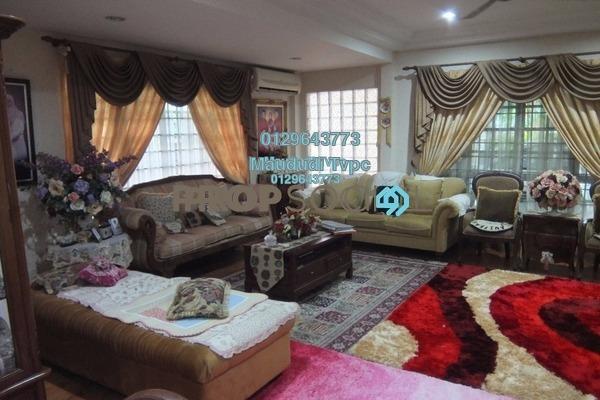 For Sale Terrace at BK5, Bandar Kinrara Freehold Semi Furnished 4R/3B 1.15m