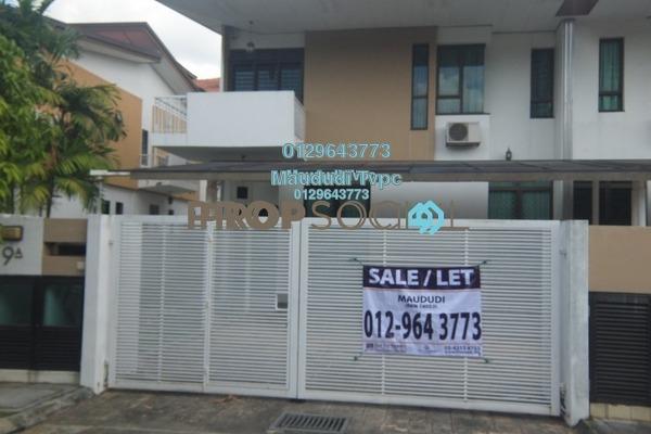 For Sale Semi-Detached at Taman Tasik Titiwangsa, Titiwangsa Freehold Semi Furnished 5R/5B 2.3m