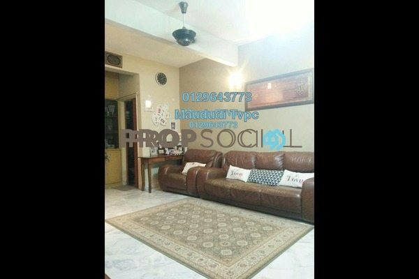 For Sale Terrace at Taman Kosas, Ampang Freehold Semi Furnished 3R/3B 500.0千