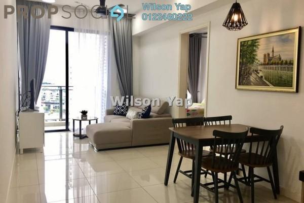For Rent Serviced Residence at Nadi Bangsar, Bangsar Freehold Fully Furnished 1R/1B 3.3k