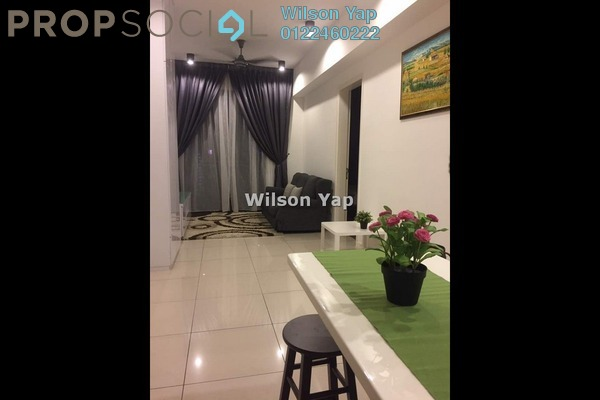 For Rent Serviced Residence at Nadi Bangsar, Bangsar Freehold Fully Furnished 1R/1B 3.6k