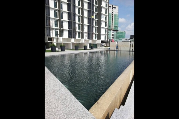 For Rent Condominium at V12 Sovo, Shah Alam Freehold Fully Furnished 2R/2B 1.5k