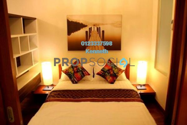 For Sale Serviced Residence at Peninsular Residence, Damansara Heights Freehold Fully Furnished 1R/1B 450k