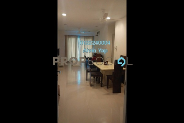 For Rent Condominium at Scenaria, Segambut Freehold Fully Furnished 3R/0B 2.3k