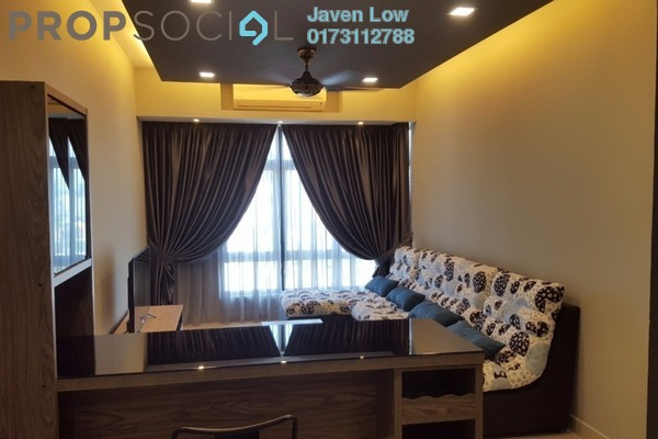 For Rent Condominium at Pearl Suria, Old Klang Road Freehold Fully Furnished 3R/2B 2.8千