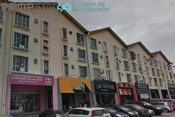 For Sale Shop at i-City, Shah Alam Leasehold Semi Furnished 1R/1B 1.1m