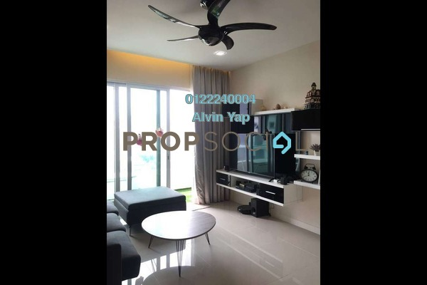 For Rent Condominium at Scenaria, Segambut Freehold Fully Furnished 3R/2B 2.6k