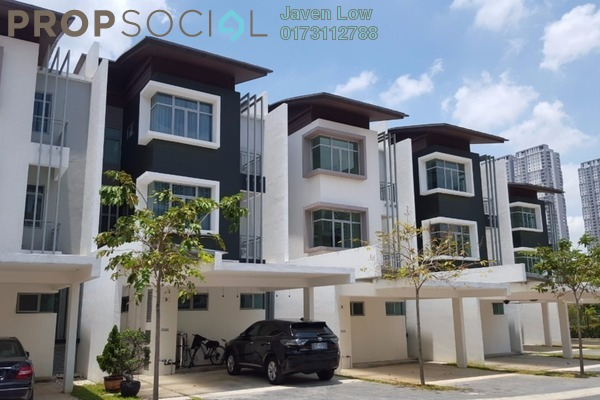 For Rent Terrace at Symphony Hills, Cyberjaya Freehold Fully Furnished 5R/5B 3.5k