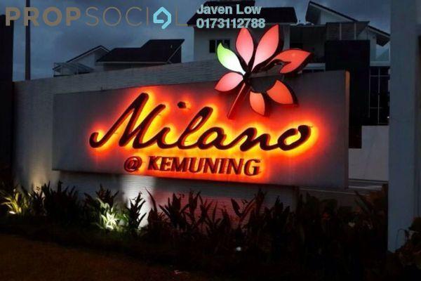 For Rent Bungalow at Milano @ Kemuning, Shah Alam Freehold Fully Furnished 6R/7B 5.5k