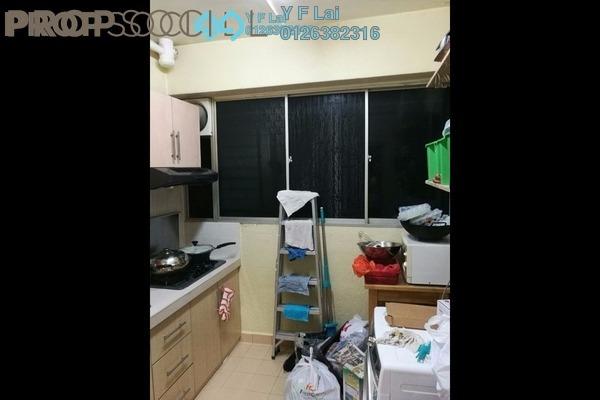 For Sale Condominium at Koi Tropika, Puchong Leasehold Semi Furnished 2R/1B 330k