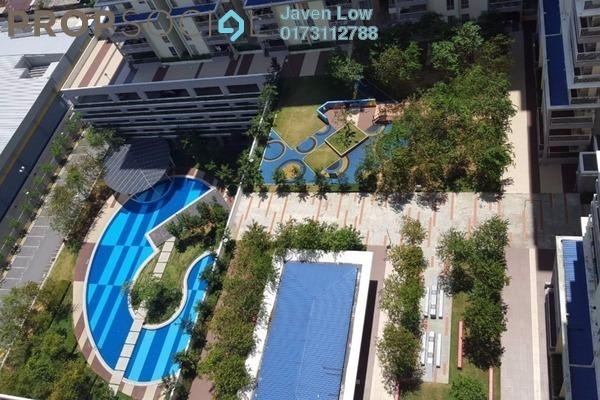 For Sale Condominium at Platinum Lake PV20, Setapak Freehold Semi Furnished 3R/2B 550k