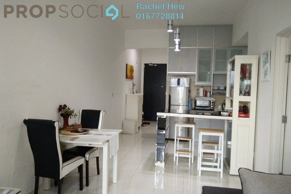 For Rent Condominium at Tropicana City Tropics, Petaling Jaya Freehold Fully Furnished 2R/2B 1.9k