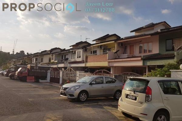 For Sale Terrace at Taman Kuchai Jaya, Kuchai Lama Freehold Semi Furnished 4R/3B 599k