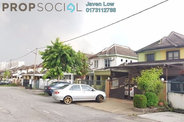 For Sale Terrace at BK2, Bandar Kinrara Freehold Semi Furnished 3R/2B 598k