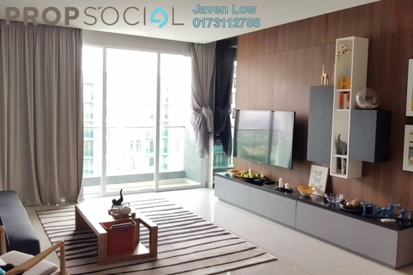 For Sale Condominium at Green Residence, Cheras South Freehold Semi Furnished 4R/4B 768k