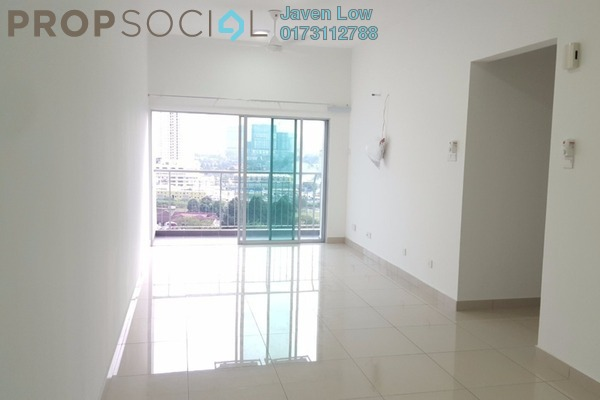 For Sale Condominium at Maxim Citilights, Sentul Freehold Semi Furnished 3R/2B 448k