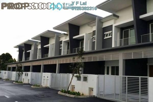 For Sale Superlink at Ridgeview Residences, Kajang Freehold Unfurnished 5R/3B 750k