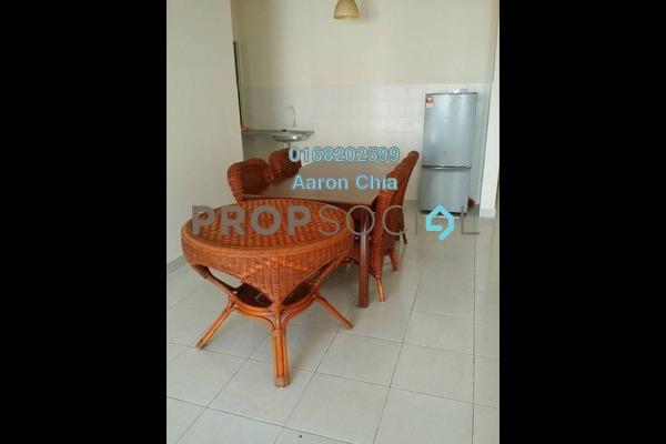 For Rent Apartment at Pelangi Damansara Sentral, Mutiara Damansara Freehold Semi Furnished 2R/2B 1.7k