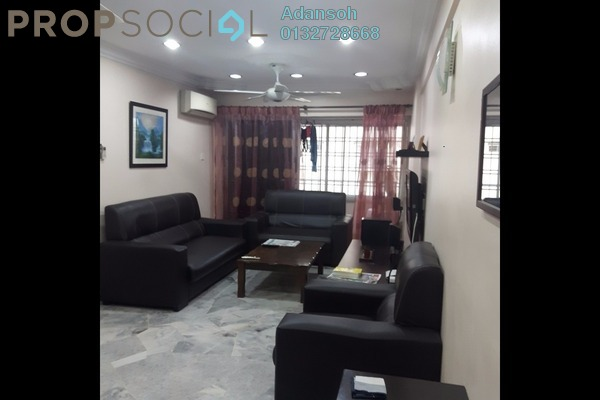 For Sale Condominium at Casa Magna, Kepong Freehold Semi Furnished 3R/2B 388k