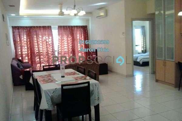 For Rent Apartment at Pelangi Damansara Sentral, Mutiara Damansara Freehold Fully Furnished 2R/2B 1.9k