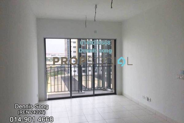 For Sale Apartment at Seri Pinang Apartment, Setia Alam Freehold Semi Furnished 3R/2B 288k
