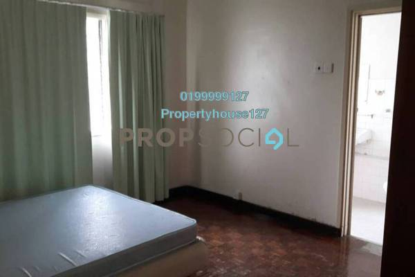 For Rent Apartment at Tong Soon Mansion, Brickfields Freehold Fully Furnished 3R/3B 2.4k