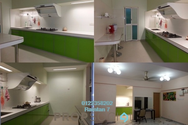 For Rent Condominium at Meadow Park 3, Old Klang Road Freehold Semi Furnished 3R/2B 1.3k