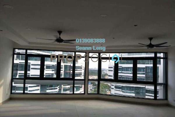 For Rent Condominium at AraGreens Residences, Ara Damansara Freehold Semi Furnished 4R/4B 4.35k