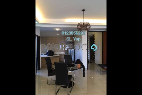 For Sale Condominium at Zen Residence, Puchong Freehold Semi Furnished 3R/2B 580k