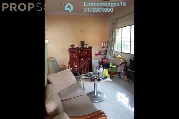 For Sale Terrace at Taman Sri Segambut, Segambut Freehold Semi Furnished 3R/2B 580k